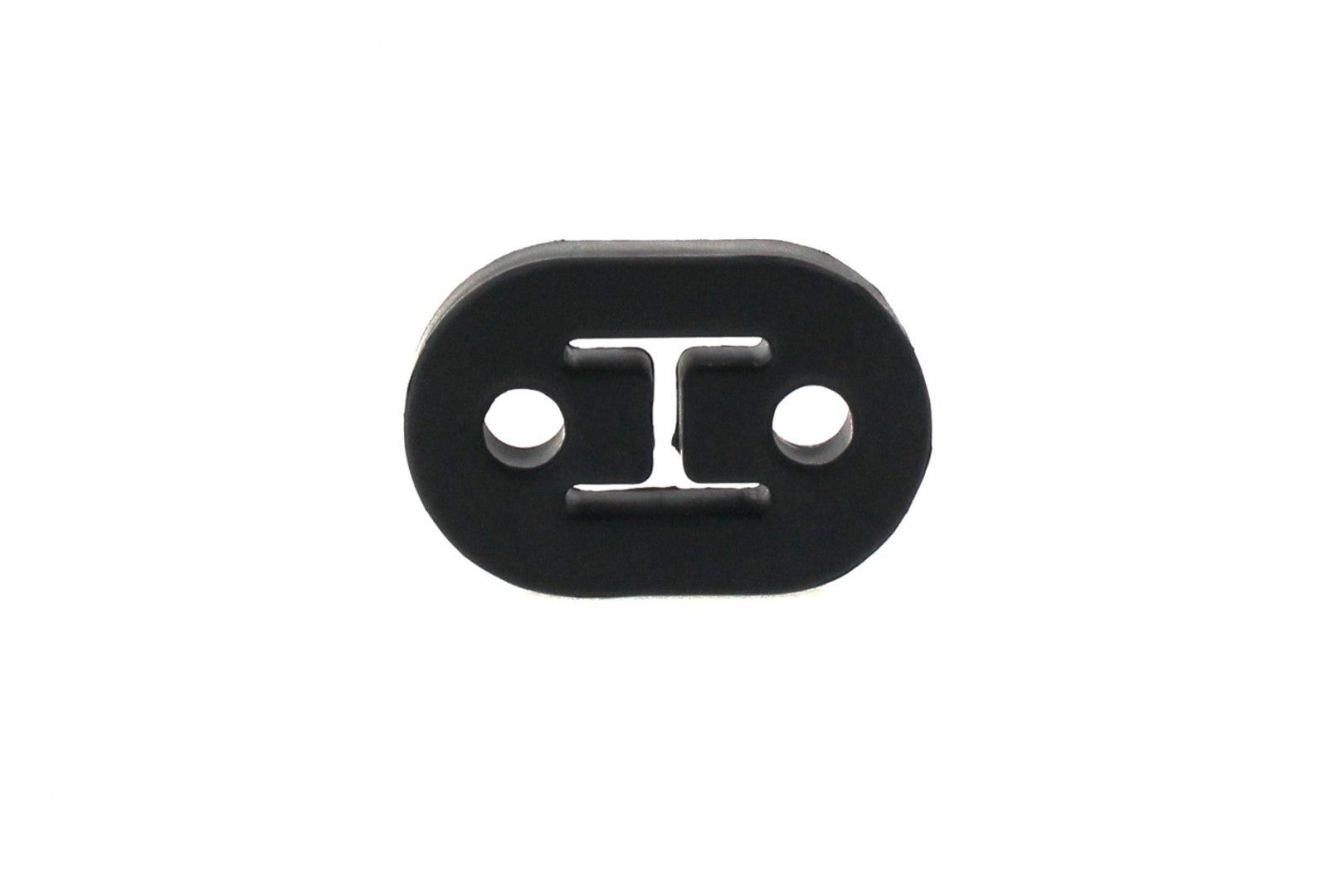 Wieszak Tłumika Typ-1 TurboWorks Czarny - GRUBYGARAGE - Sklep Tuningowy